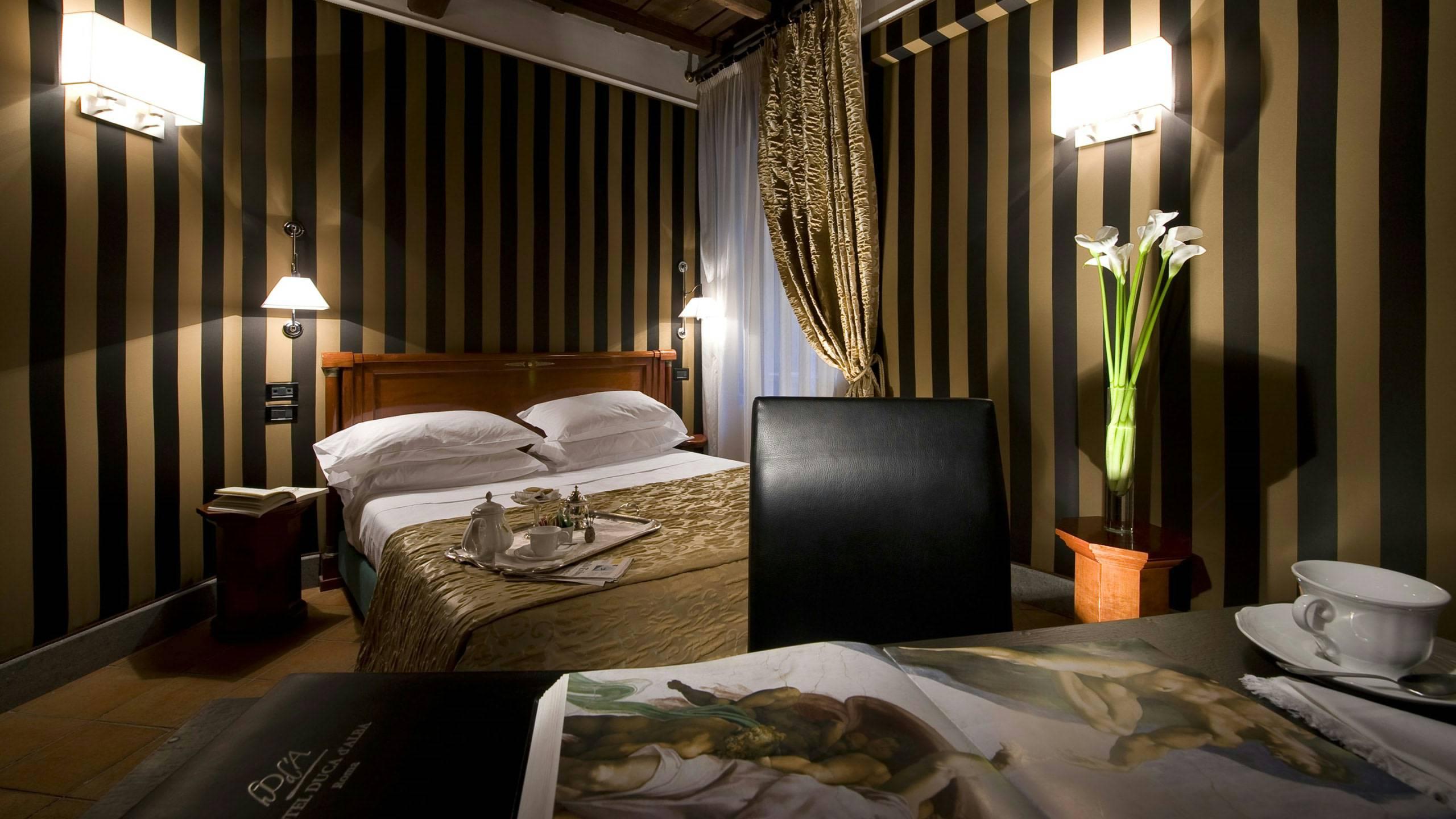 酒店-ducadalba-套房-房间-01